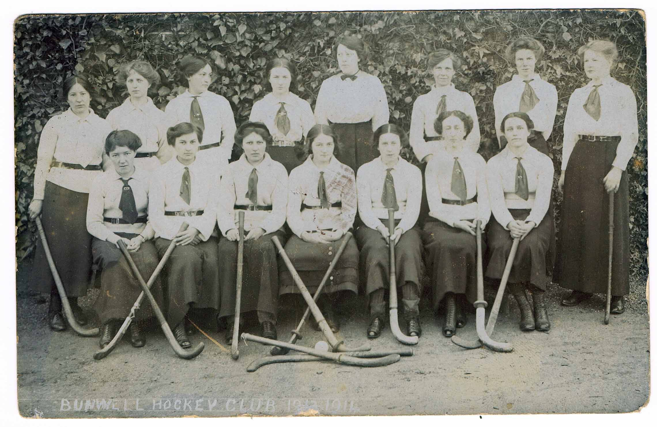 Bunwell Hockey Team